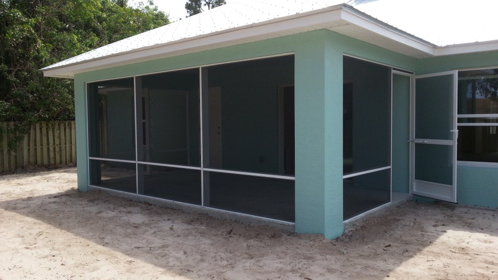 Affordable Screen Rooms And Aluminum Services